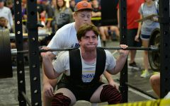 Boys Regionals Powerlifting