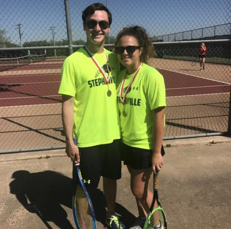 Tennis team serves a great season