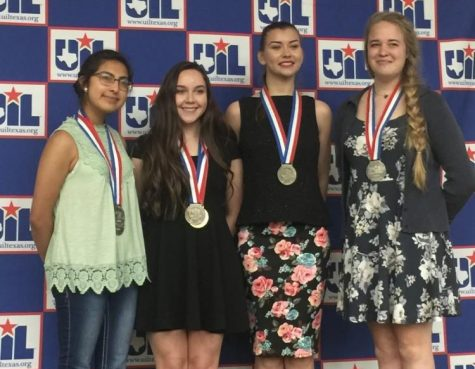 UIL Academics travels to state, brings home wins