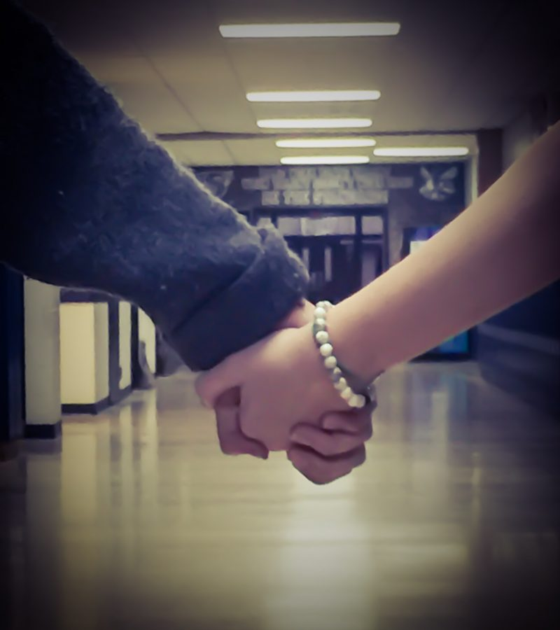 For some, a relationship lends help and support to students in high school.