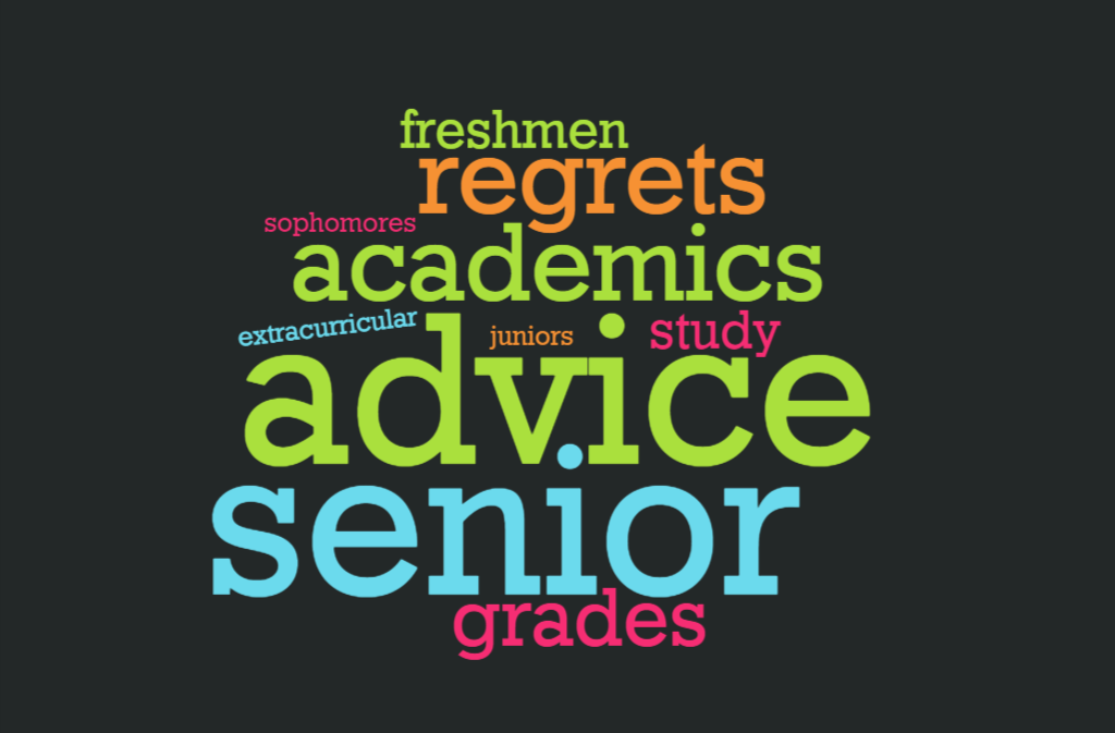 A senior's guide to surviving high school