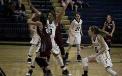 Girls varsity basketball vs Millsap