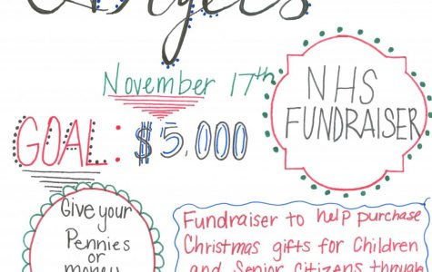 NHS raises money for Pennies for Angels