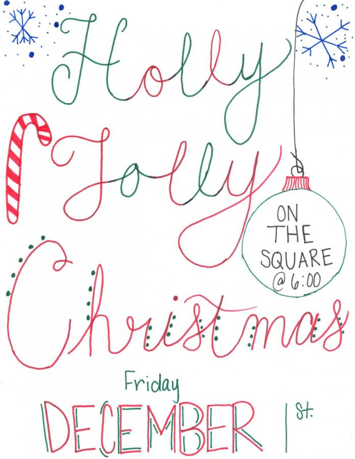 Holly Jolly information