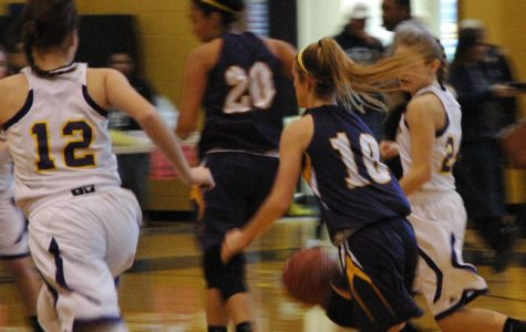 Stephenville vs. Godley JV Girls Basketball