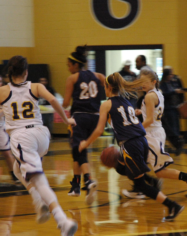 Stephenville vs. Godley JV Girls Basketball
