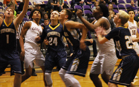Stephenville vs. Godley Boys Basketball