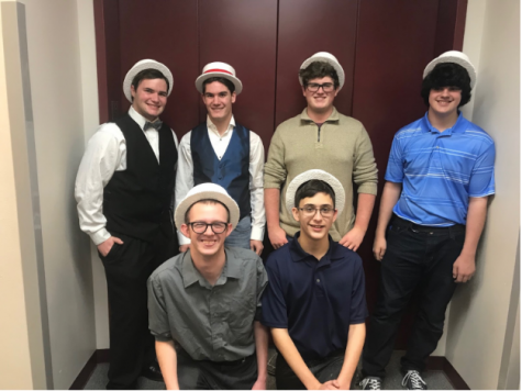 Solo and Ensemble Strengthens Choir Members