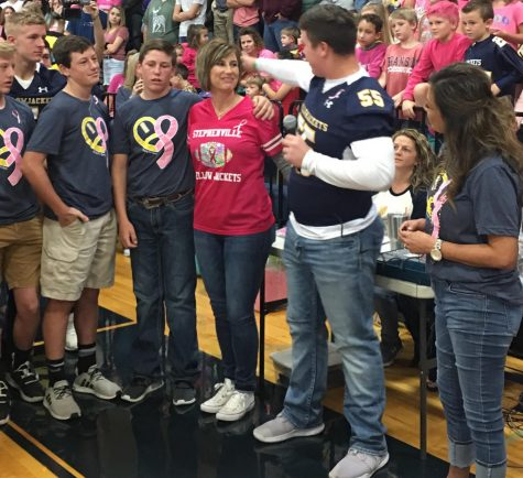 Homecoming Pep Rally 9-21-2018 (videos)