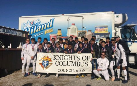 Varsity Knights of Columbus Tournament