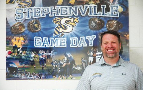 Athletic director cherishes small town values, students, family