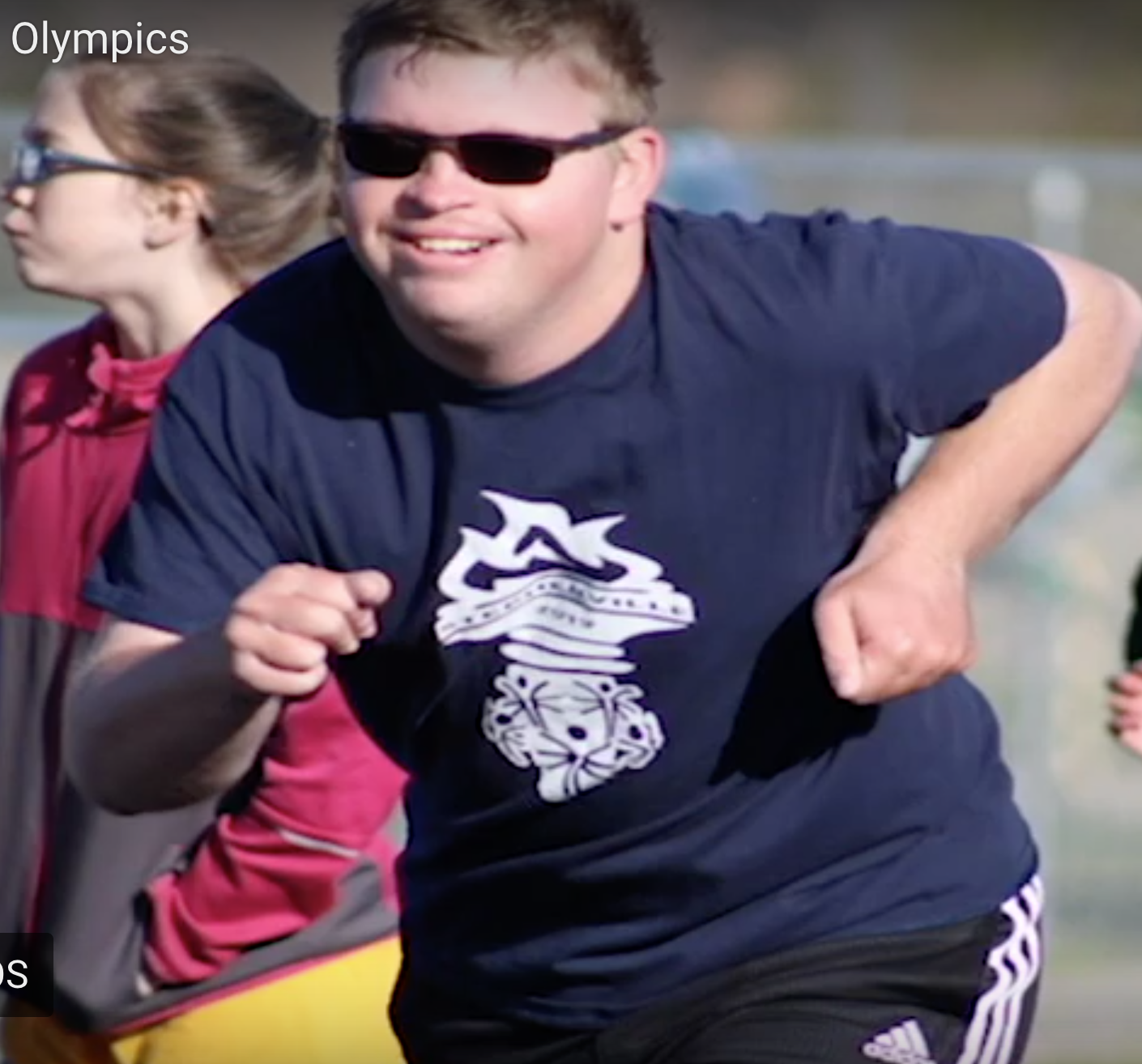 Video: Students participate in Special Olympics