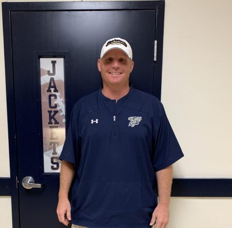 Coach Doty looks forward to the game against the Eagles this Friday, August 29th.