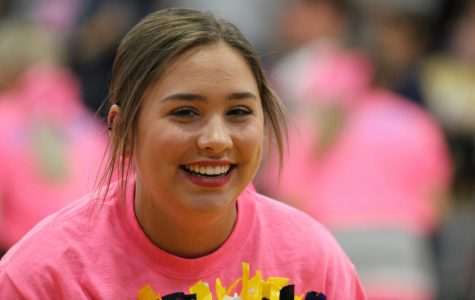 Pink Out Pep Rally 10-11-19