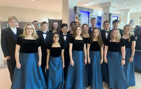 Students compete at Pre-Area round of Texas All-State Choir