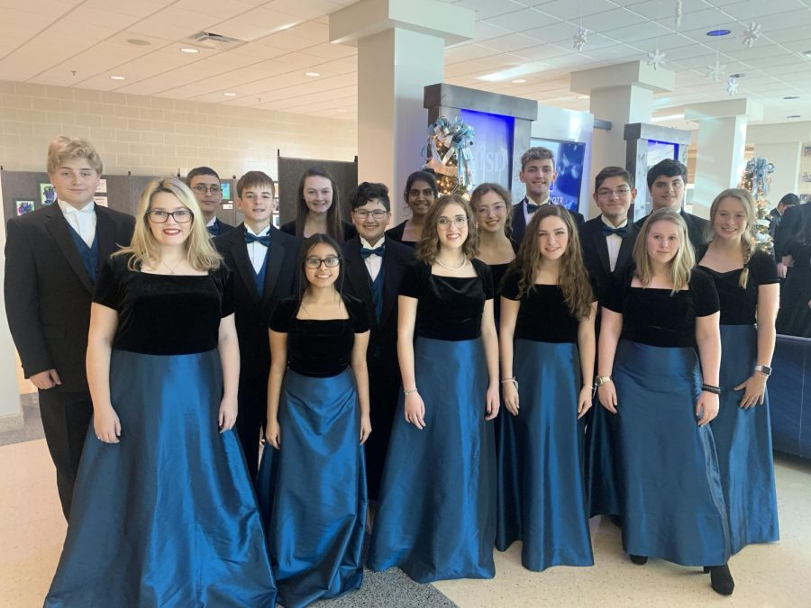 Students+compete+at+Pre-Area+round+of+Texas+All-State+Choir