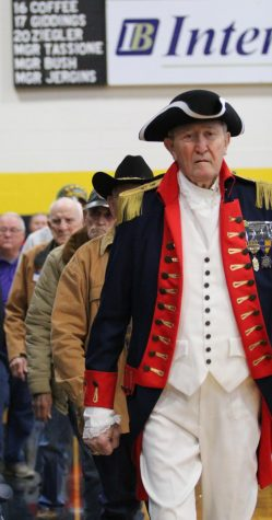 Varsity Jackets vs Gatesville 11-01-19