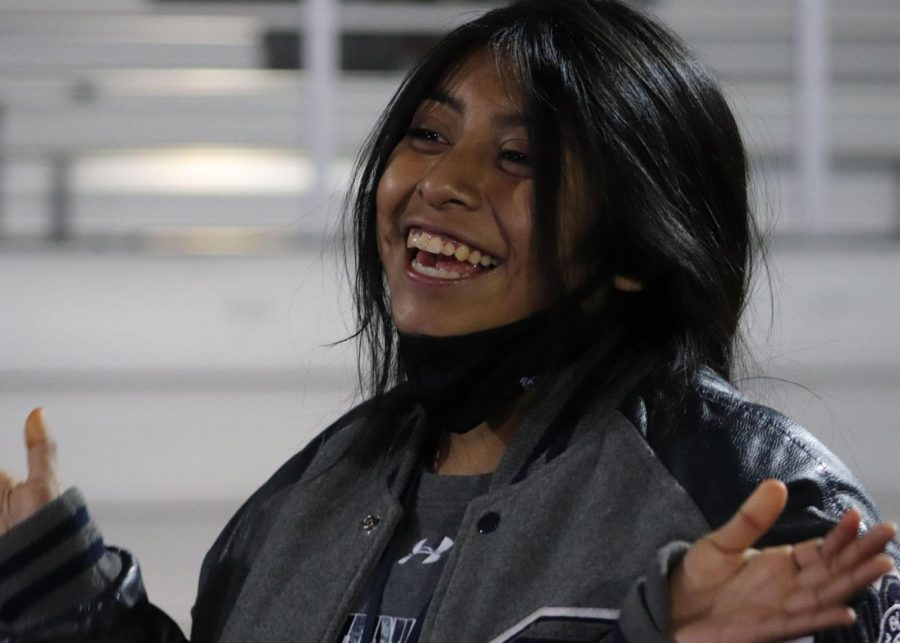 Soccer Trainer Cinthia Ruiz: by Katelyn Ivey Portrait Photo