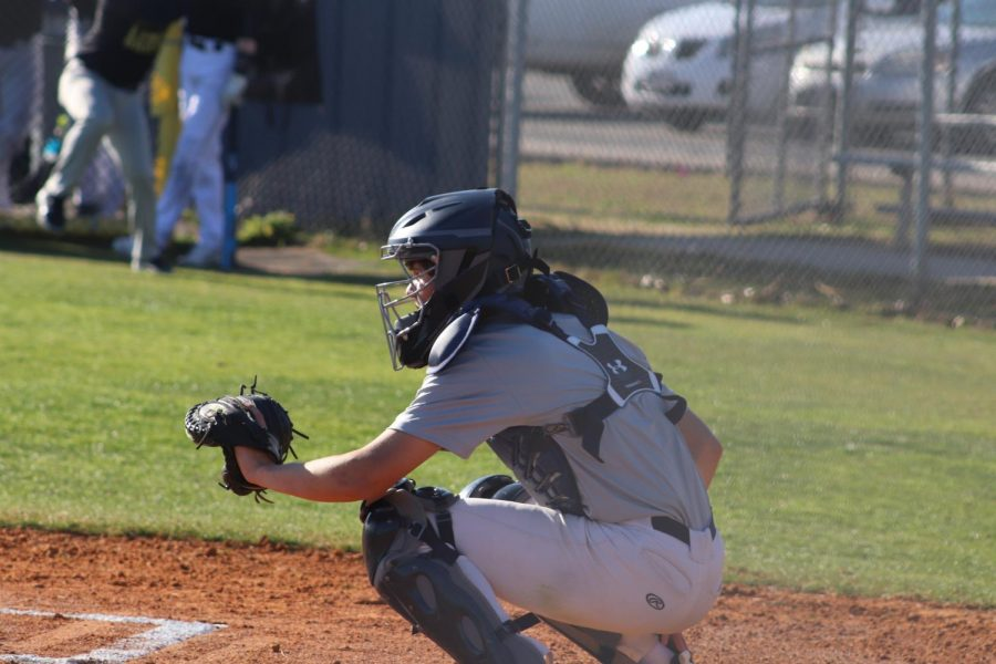 Jv White Baseball vs. Cleburne 2/9/21