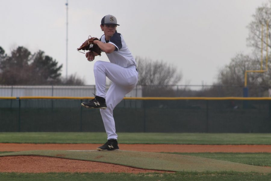 JV White Baseball vs. Glen Rose