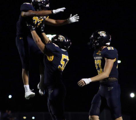 Stephenville vs Sweetwater Varsity Football 8/27/21